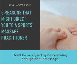 Read more about the article 5 Reasons That Might Direct You To A Sports Massage Practitioner