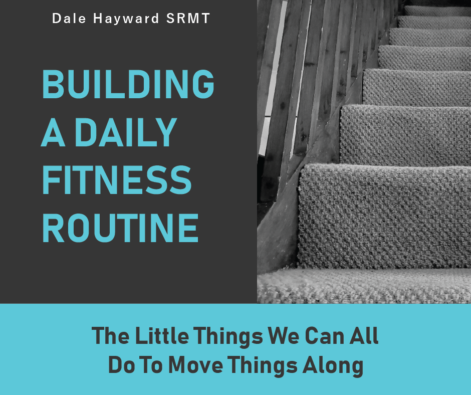 3 Options For Building A Daily Fitness Routine Into A Busy Day